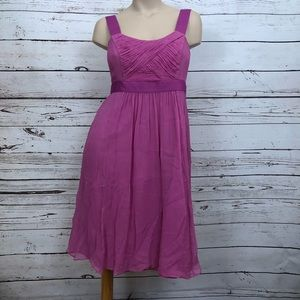 Boden Silk Dress | Size 8